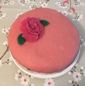 Gâteau ambassadeur.