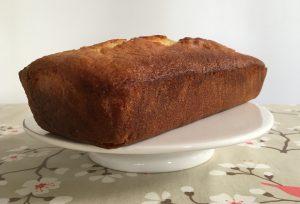 Cake au citron.