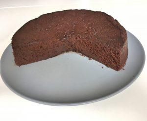 Gateau au chocolat cuit au micro ondes