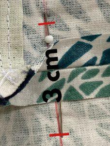 detail 3 cm d ouverture
