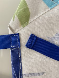 detail de la fixation de l attache.