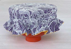 Une autre idee de charlotte lavable pour nos pots.